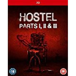 Hostel: Parts I, II and III [Blu-ray] [Region Free]